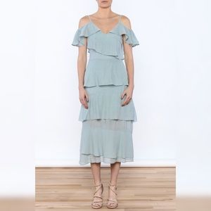 NWT Endless Rose Tiered Dress